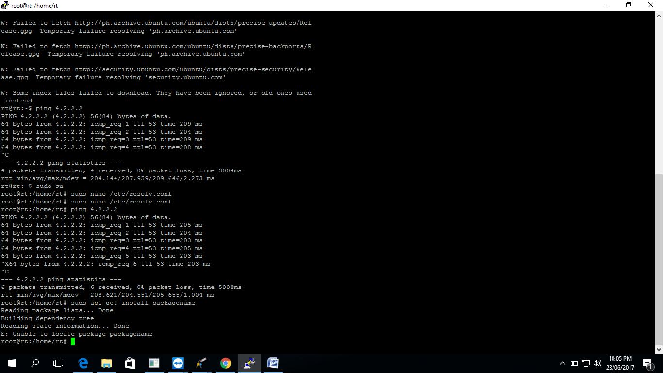 Installing Request Tracker in Ubuntu Server - RT Users - Request